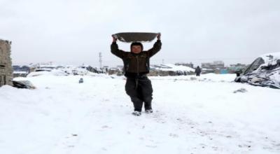افغانستان:شدیدسردموسم کے باعث 17 افرادہلاک