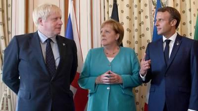 فرانس، جرمنی اور برطانیہ نے بھی ایران کو وارننگ دےدی۔