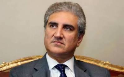 پاکستان خطے میں امن کیلئے پاکستان سفارتی کوششیں جاری رکھے گا، شاہ محمود قریشی