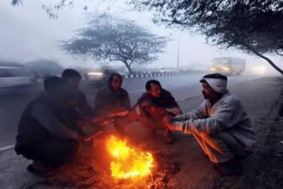 شدید سردی, کراچی کا درجہ حرارت 5 ڈگری تک گرنے کی پیشگوئی