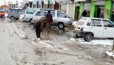 آزاد کشمیر میں بارش وبرفباری نے تباہی مچادی، 12 افراد جاں بحق
