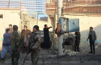 افغانستان میں دھماکہ2 بچے ہلاک8 شہری زخمی