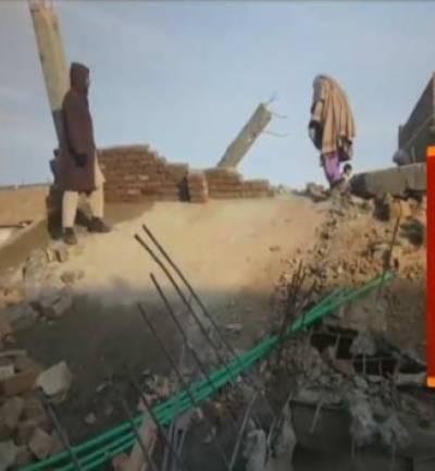 سوات کےعلاقےمحلہ خونہ گل میں مکان کی چھت گرنےسے4افرادجاں بحق