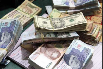 کراچی: انٹر بینک میں ڈالر کی قدر میںایک پیسہ کا معمولی اضافہ