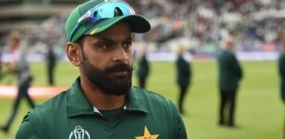 پاکستان کے لیے ٹی ٹوینٹی ورلڈکپ کھیلنا چاہتا ہوں، محمد حفیظ