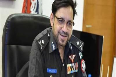 آئی جی سندھ کی تبدیلی کا معاملہ:وفاق کا سندھ حکومت کو خط کا جواب