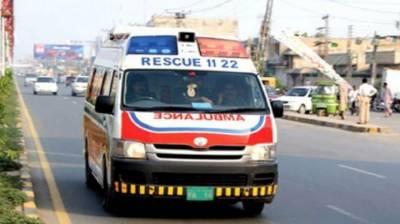 ساہیوال پاکپتن روڈ پر سڑک حادثے میں تین افراد جاں بحق