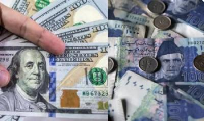 کراچی :انٹربینک میں ڈالر کی قدر میں 2 پیسے اضافہ