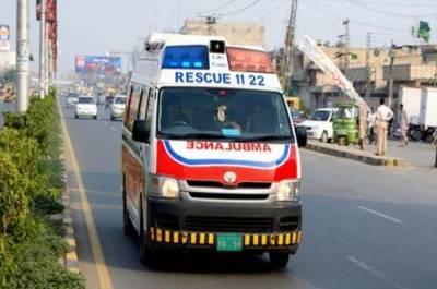 ساہیوال میں مسافر بس کو حادثہ،5افراد جاں بحق،25زخمی