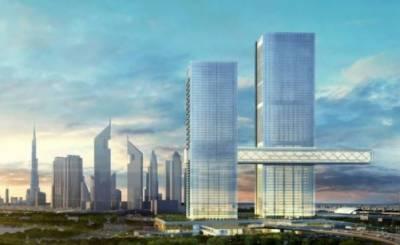 دبئی، فلک بوس ٹاورز میں جلد ایک نیا اضافہ