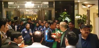پاک بنگلا سیریز: مہمان ٹیم آج پریکٹس کرے گی