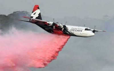 آسٹریلیا: آگ بھجانے والا طیارہ کریش، تین افراد ہلاک