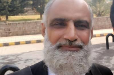 لاپتہ افراد کے وکیل کرنل ریٹائرڈ انعام الرحیم کو رہا کر دیا گیا