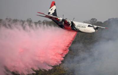 سڈنی : آسٹریلیا، آگ بجھانے والا طیارہ تباہ، 3 افراد ہلاک