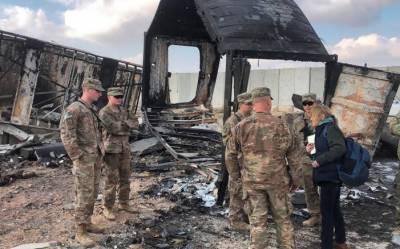 ایرانی حملوں سے 34 امریکی فوجی دماغی طور پر متاثر ہوئے۔ پینٹا گون کا اعتراف