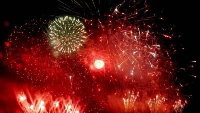 چین میں نئے قمری سال کی تقریبات رات گئے شروع
