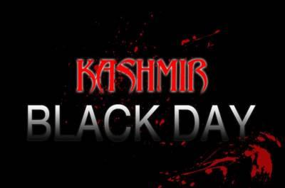 دنیابھرمیں کشمیری آج بھارت کایوم جمہوریہ یوم سیاہ کےطورپرمنارہے ہیں