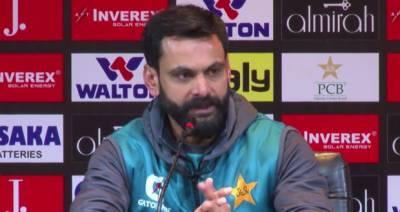 پاکستان کی جیت اہم ہے کوئی کھلاڑی نہیں، محمد حفیظ