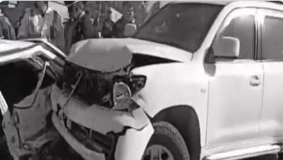 امریکی سفارتخانے کی گاڑی کی ٹکر سےخاتون جاں بحق