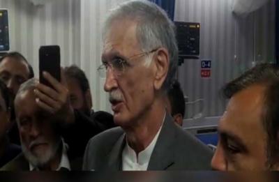 صوبائی حکومت کے خلاف سازشیں کرنے والوں کو نکال دیا، پرویز خٹک