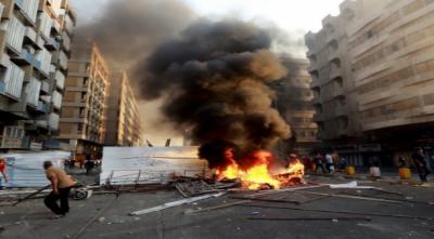 بغداد اورمختلف شہروں میں پُرتشددواقعات میں ایک شہری ہلاک