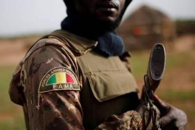 مالی: نامعلوم مسلح افرادکے حملے میں15فوجی ہلاک