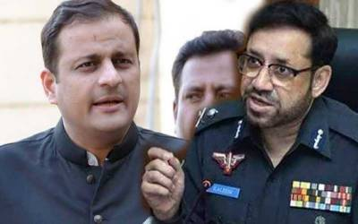 آئی جی سندھ کو پورا موقع دیا ، بدقسمتی سے پرفارم نہیں کرسکے۔ مرتضیٰ وہاب