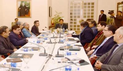 چین پاکستان اقتصادی راہداری منصوبہ دونوں ملکوں کے درمیان کثیرجہتی شراکت داری کامنہ بولتاثبوت ہے،وزیراعظم