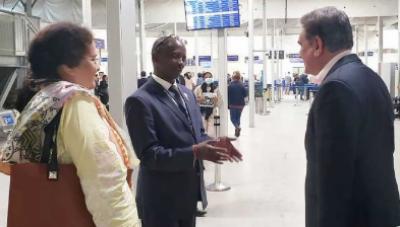 وزیرخارجہ پہلی 2روزہ پاکستان ، افریقہ تجارت کی ترقیاتی کانفرنس میں شرکت کیلئے کینیا پہنچے