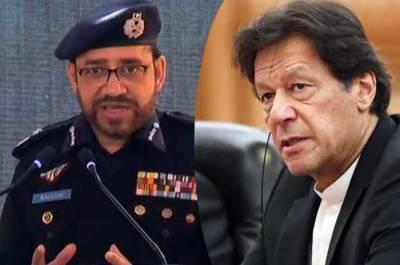 وزیراعظم عمران خان نےآئی جی سندھ کوآج اسلام آباد طلب کرلیا