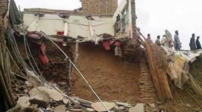 مکان کی خستہ حال چھت گرنے سے 45سالہ شخص ملبے تلے دب کر جاں بحق