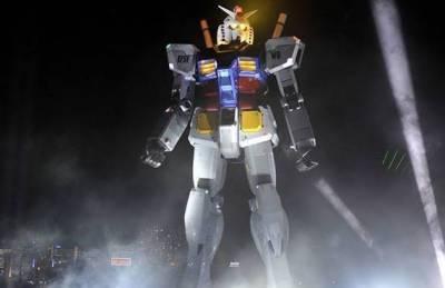 جاپان:60فٹ اونچے روبوٹ کی تیاری زوروشور سے جاری