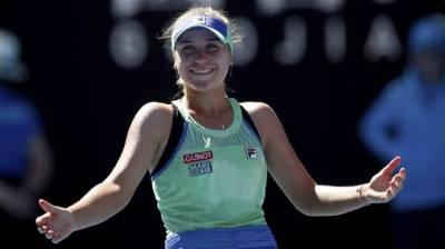 امریکن ٹینس سٹار پہلی مرتبہ آسٹریلین اوپن ٹینس ٹورنامنٹ کے فائنل میں پہنچ گئیں۔
