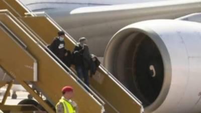 سعودی طیارہ چین کے شہر ووہان سے طلبہ کو لے کر سعودی عرب روانہ