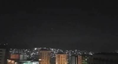 اسرائیل کی شام میں اسدی فوج اور ایرانی ملیشیاؤں کے ٹھکانوں پر بم باری،12 جنگجو ہلاک