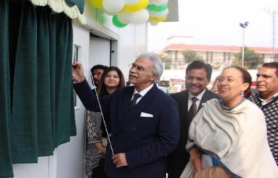 ڈاکٹر ظفر مرزا نے عوام کو صحت سے متعلق معلومات کی فراہمی کیلئے صحت تحفظ ہیلپ لائن 1166کا افتتاح کیا