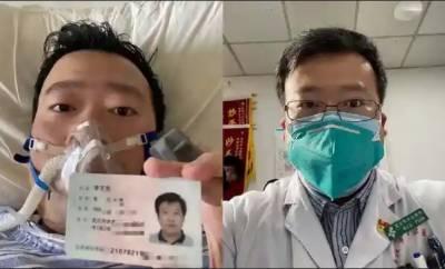 کورونا وائرس کے خطرےسےآگاہ کرنے والا چینی ڈاکٹر بھی چل بسا