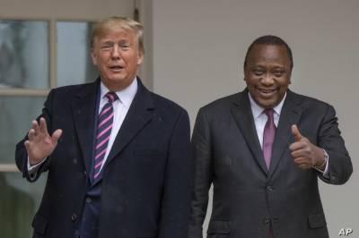 امریکہ اور کینیا کے درمیان مذاکرات کے آغاز پر اتفاق