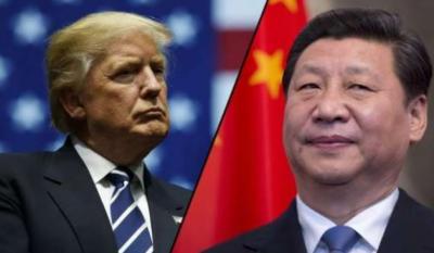 بیجنگ :چینی صدر کا ٹرمپ سے ٹیلی فونک رابطہ