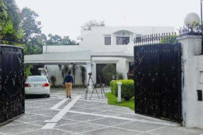لاہور: اسحاق ڈار کا گھر پناہ گاہ میں تبدیل، پنجاب حکومت نے کمروں میں بیڈ لگوا دیئے