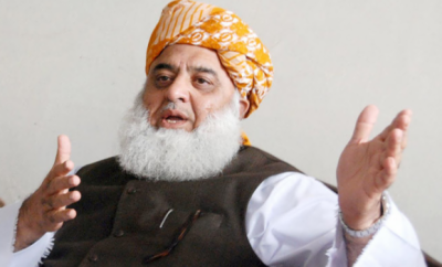 مولانا فضل الرحمن کا لاہور،کراچی اور اسلام آباد میں جلسوں کااعلان
