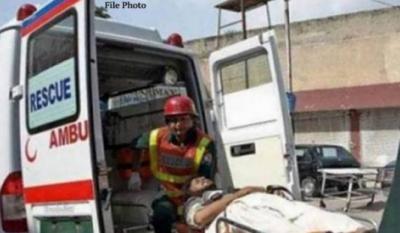 حافظ آباد:موٹروے کوٹ سرورروڈ پرٹریفک حادثہ ،2خواتین سمیت 4افرادجاں بحق