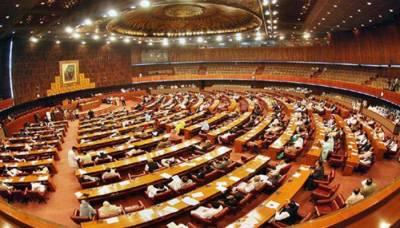 قومی اسمبلی اجلاس:مختلف سوالات پر حکومتی اراکین کے جوابات
