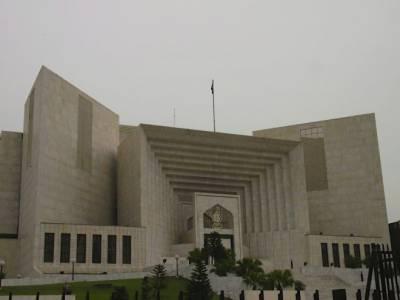 سپریم کورٹ کا سندھ حکومت کی رپورٹ پرعدم اطمینان ،چیف جسٹس کا اظہار برہمی