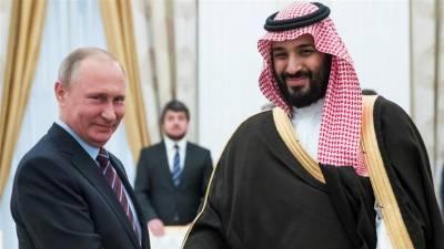 روس کی سعودی عرب کے ساتھ 10 ارب ڈالر سرمایہ کاری متوقع