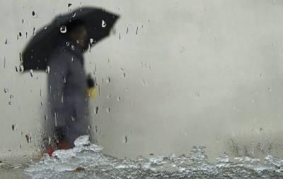 محکمہ موسمیات نے کہیں کہیں بارش اورپہاڑوں پربرفباری کی پیشگوئی کردی۔