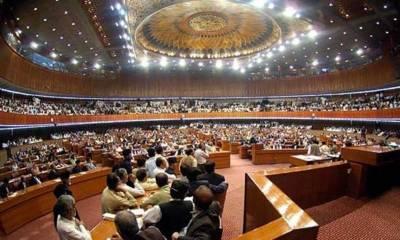 قومی اسمبلی میں کروناوائرس کے معاملے پر چین کے عوام اور قیادت سے اظہار یکجہتی کی مشترکہ قرارداد اتفاق رائے سے منظور