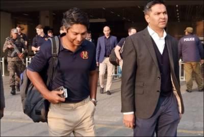 سری لنکن ٹیم پر حملے کے 10 سال بعد سنگا کارا کی پاکستان آمد