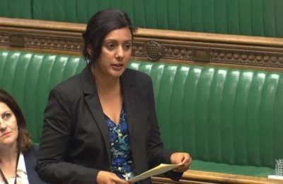 برطانوی کابینہ میں شامل پاکستانی نژاد خاتون وزیر نصرت غنی برطرف