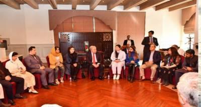 سیکریٹری جنرل اقوام متحدہ افغان پناہ گزینوں کی میزبانی پر پاکستان کے شکر گزار